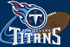 NFL Tennessee Titans 20x30 Tufted Rug