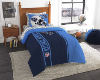 NFL Tennessee Titans TWIN Size Bed In A Bag