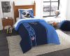 NFL Tennessee Titans Twin Comforter with Sham