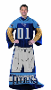 NFL Tennessee Titans Uniform Huddler Blanket With Sleeves