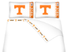 NCAA Tennessee Volunteers Micro Fiber Bed Sheets