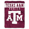 NCAA Texas A&M Aggies 60x80 Super Plush Throw