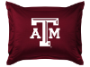 NCAA Texas A&M Aggies Pillow Sham - Locker Room Series