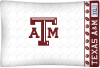 NCAA Texas A&M Aggies Micro Fiber Pillow Cases (set of 2)