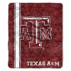 NCAA Texas A&M Aggies Sherpa 50x60 Throw Blanket