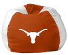 NCAA Texas Longhorns Bean Bag Chair