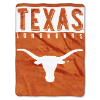 NCAA Texas Longhorns 60x80 Super Plush Throw