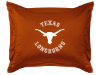 NCAA Texas Longhorns Pillow Sham - Locker Room Series