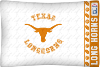 NCAA Texas Longhorns Micro Fiber Pillow Cases (set of 2)