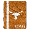 NCAA Texas Longhorns Sherpa 50x60 Throw Blanket