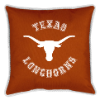 NCAA Texas Longhorns Pillow - Sidelines Series