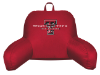 NCAA Texas Tech Red Raiders Bed Rest Pillow