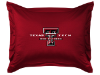 NCAA Texas Tech Red Raiders Pillow Sham - Locker Room Series