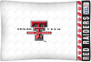 NCAA Texas Tech Red Raiders Micro Fiber Pillow Cases (set of 2)