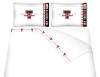 NCAA Texas Tech Red Raiders Micro Fiber Bed Sheets