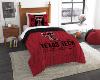 NCAA Texas Tech Red Raiders Twin Comforter Set