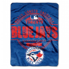 MLB Toronto Blue Jays 50x60 Micro Raschel Throw