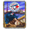 MLB Toronto Blue Jays Home Field Advantage 48x60 Tapestry Throw