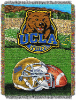 NCAA UCLA Bruins Home Field Advantage 48x60 Tapestry Throw