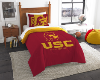 NCAA USC Trojans Twin Comforter Set