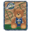 NBA Utah Jazz Baby Blanket