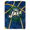 NBA Utah Jazz SHADOW 60x80 Super Plush Throw