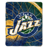 NBA Utah Jazz SHERPA 50x60 Throw Blanket