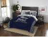 NHL Vancouver Canucks QUEEN Comforter and 2 Shams