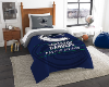 NHL Vancouver Canucks Twin Comforter with Sham