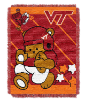 NCAA Virginia Tech Hokies Baby Blanket