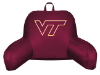 NCAA Virginia Tech Hokies Bed Rest Pillow