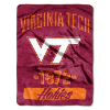 NCAA Virginia Tech Hokies 50x60 Micro Raschel Throw