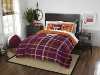 NCAA Virginia Tech Hokies Full Comforter and 2 Shams