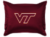 NCAA Virginia Tech Hokies Pillow Sham - Locker Room Series