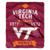 NCAA Virginia Tech Hokies 50x60 Raschel Throw Blanket