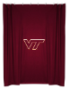 NCAA Virginia Tech Hokies Shower Curtain