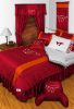 NCAA Virginia Tech Hokies Comforter - Sidelines Series