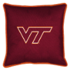 NCAA Virginia Tech Hokies Pillow - Sidelines Series