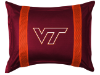 NCAA Virginia Tech Hokies Pillow Sham - Sidelines Series