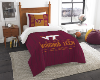 NCAA Virginia Tech Hokies Twin Comforter Set