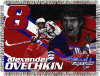 NHL Washington Capitals Alexander Ovechkin 48x60 Tapestry Throw