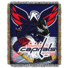 NHL Washington Capitals Home Ice Advantage 48x60 Tapestry Throw