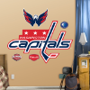 NHL Washington Capitals Logo Fat Head