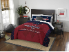 NHL Washington Capitals QUEEN Comforter and 2 Shams
