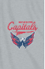 NHL Washington Capitals Sweatshirt Blanket