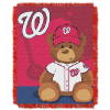 MLB Washington Nationals Baby Blanket
