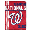 MLB Washington Nationals 50x60 Micro Raschel Throw