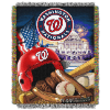 MLB Washington Nationals Home Field Advantage 48x60 Tapestry Throw