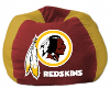 NFL Washington Redskins Bean Bag Chair