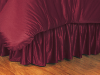NFL Washington Redskins Bed Skirt - Locker Room Series
